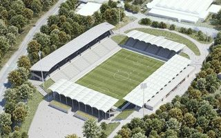 New design: Another sensible way to revamp old grounds from Germany