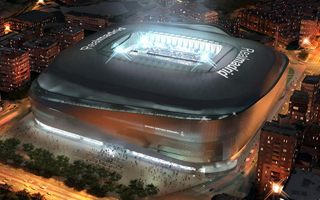 Madrid: Another blow for Bernabéu revamp