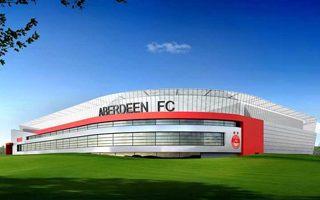 Scotland: Aberdeen in new stadium by mid-2019?