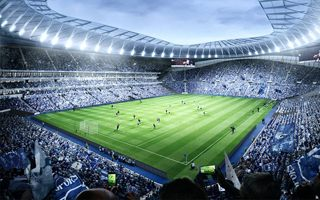 London: Tottenham granted stadium planning permission