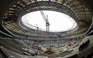 Moscow: Check out the reinvented Luzhniki