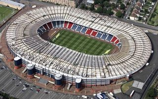 Scotland: New national stadium between Glasgow and Edinburgh?