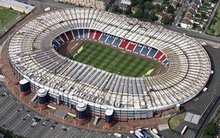 Scotland: New national stadium between Glasgow and Edinburgh?