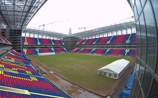 Moscow: CSKA present their seating layout