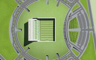"""Qatar 2022: World Cup instead of """"underground stadium"""""""