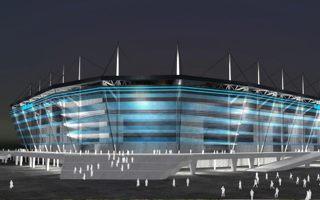 Kaliningrad: Stadium cost cuts continue, but no quality loss