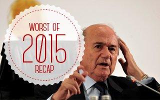 Recap: Worst of 2015 (top 10)