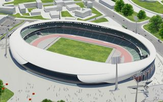 Belarus: Reconstruction of Stadion Dinama well ahead of schedule