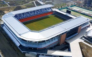 New stadiums: Five stadia from three leagues in Japan