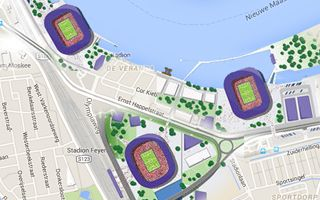 Rotterdam: Feyenoord Stadium to be built on water?