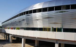 Italy: Udinese stadium complete, renamed Dacia Arena