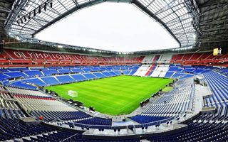 New stadium: Lyon comes last, but in style