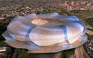 Mexico: Another major stadium in Monterrey?