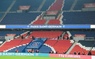 Paris: Finishing touches at Parc des Princes