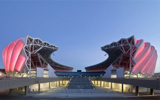 New stadiums: More candidates from China?