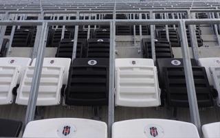 Istanbul: Seat installation launched at Vodafone Arena