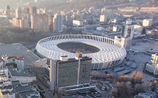 Kyiv: 2018 Champions League final in Ukraine?
