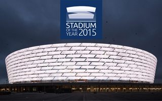 Stadium of the Year 2015: Meet the nominee – Baku Olympic Stadium