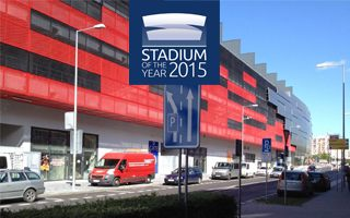 Stadium of the Year 2015: Meet the nominee – City Arena Trnava