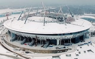"""Russia 2018: """"Never-ending construction"""" will end after all"""