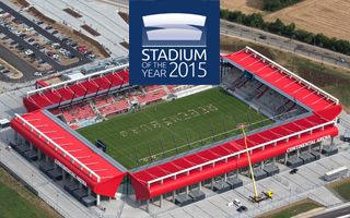 Stadium of the Year 2015: Meet the nominee – Continental Arena