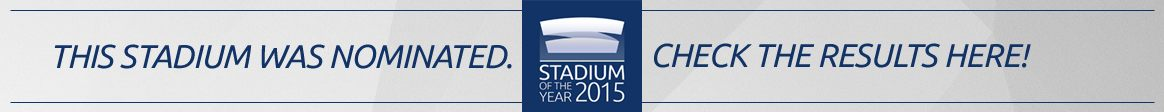 Stadium of the Year 2015