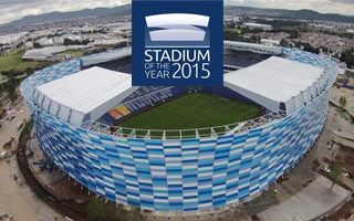 Stadium of the Year 2015: Meet the nominee – Estadio Multiva