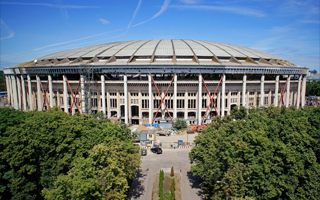 Moscow: Luzhniki to return to glory soon