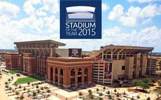 Stadium of the Year: Meet the nominee – Kyle Field