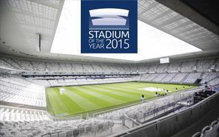 Stadium of the Year 2015: Meet the nominee – Matmut Atlantique