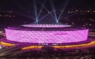 Azerbaijan: Baku Olympic Stadium opens its doors to everyone