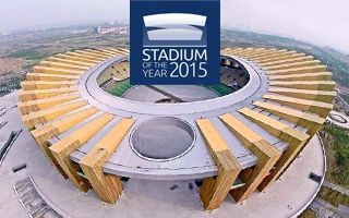 Stadium of the Year 2015: Meet the nominee – Ordos SC Stadium