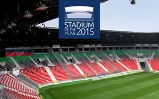 Stadium of the Year 2015: Meet the nominee – Stadion Miejski Tychy