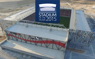 Stadium of the Year 2015: Meet the nominee – Turner Stadium