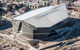Minneapolis: Vikings Stadium reaching 90%