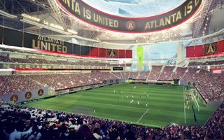 Atlanta: Synthetic turf selected for Falcons stadium