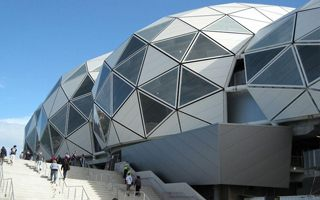 Australia: Is AAMI Park combustible?