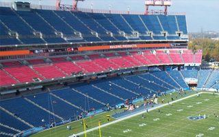 USA: Nissan Stadium makeover in full swing
