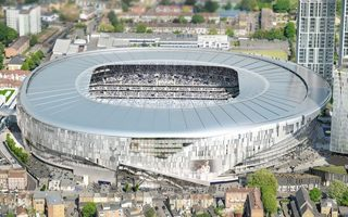 London: Tottenham to file last planning application in March?