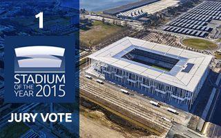 2015 Jury Vote: Winner – Matmut Atlantique!