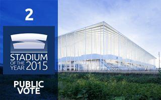 2015 Public Vote: 2nd Place – Matmut Atlantique