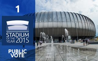 2015 Public Vote: Winner – Estadio BBVA Bancomer!