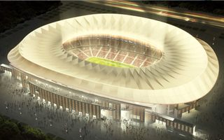 Madrid: 2018 CL final for Atletico's new home?