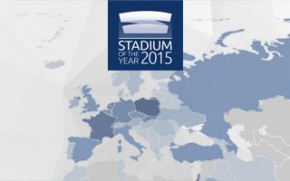 Stadium of the Year 2015: Public Vote summary