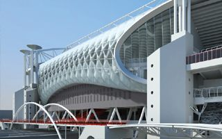 Netherlands: Amsterdam ArenA expansion waiting for approval