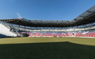 New stadium: From Adolf Hitler to Arena Zabrze