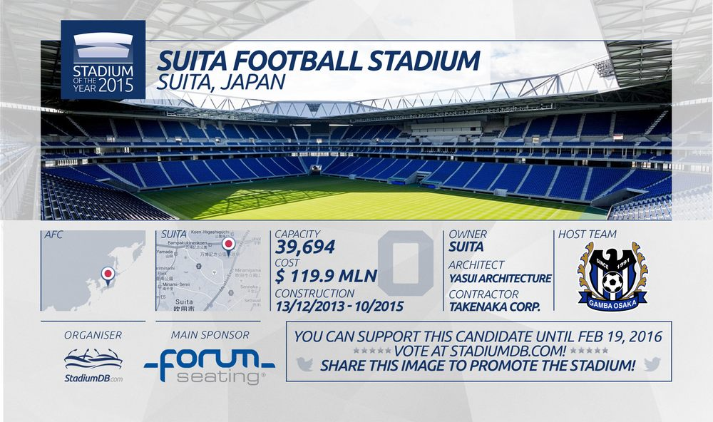 Suita City Football Stadium