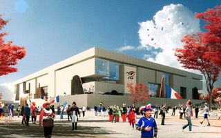Paris: Another blow for national rugby stadium?