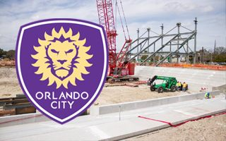 New construction: Orlando City Stadium
