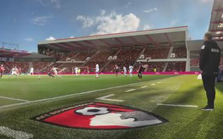 England: Dean Court to grow, but still Premier League's smallest